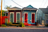 Two Shotgun Houses