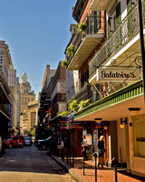 Galatoire's on Bourbon St